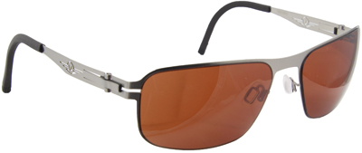 Vedalo Aviano - Stritanium Silver Frame with Copper Rose Lens