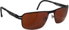 Vedalo Aviano - Stritanium Black Frame with Copper Rose Lens