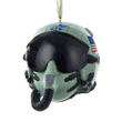 US Air Force Pilot Helmet Ornament