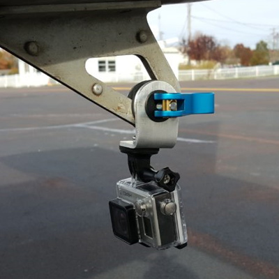 MyPilotPro GoPro Airplane Mount