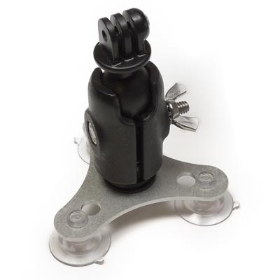 MyPilotPro Spider Swivel GoPro Cockpit Mount