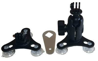 MyPilotPro Spider Mount Bundle