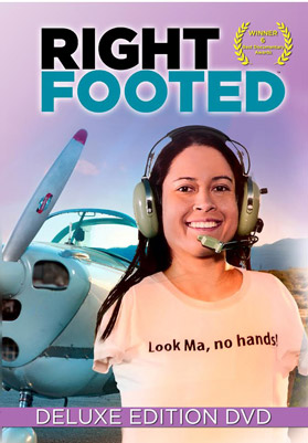 Right Footed DVD