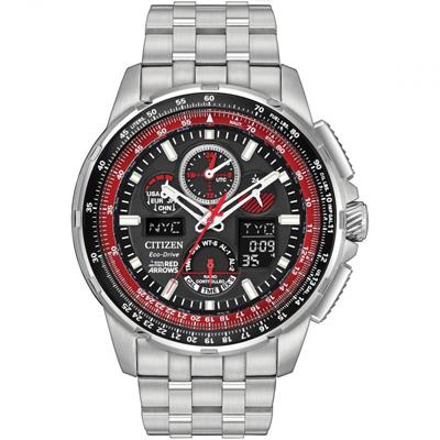 Citizen Red Arrows Skyhawk A-T Watch  (JY8059-57E)