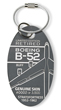 Genuine Boeing B-52 Stratofortress PlaneTag