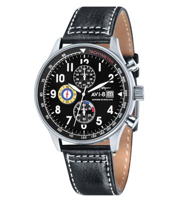 Cockpit Hawker Hurricane Watch AV-4011-02
