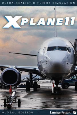 X-Plane 11 Global Flight Simulator Software