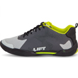 LIFT Aviation Air Boss Flight Shoe - Charcoal / HiViz