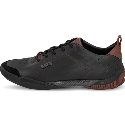 LIFT Aviation Dakota Flight Shoe - Black / Tan