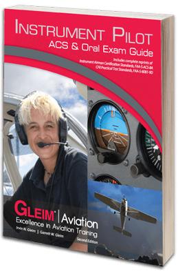 Gleim Instrument ACS and Oral Exam Guide