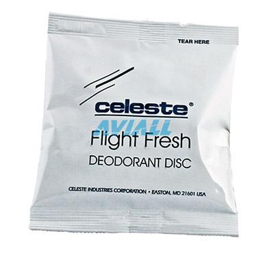 Celeste Flight Fresh Air Freshener Disc