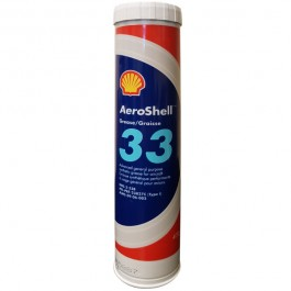 AeroShell Grease 33 Synthetic Lithium Complex Grease for Aircraft