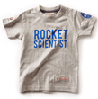 Kids NASA Rocket Scientist T-Shirt