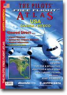 The Pilots Free Flight Atlas - USA
