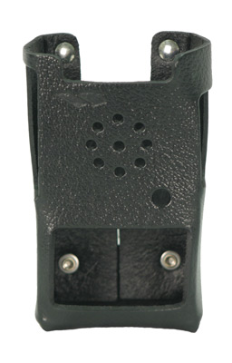 Leather Carrying Case For Yaesu Aviator Pro