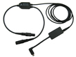 GoPro HERO 5, 6, 7 Audio Recorder Headset Adapter for Panel Powered Headsets