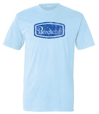 Beechcraft Logo Men's T-Shirt