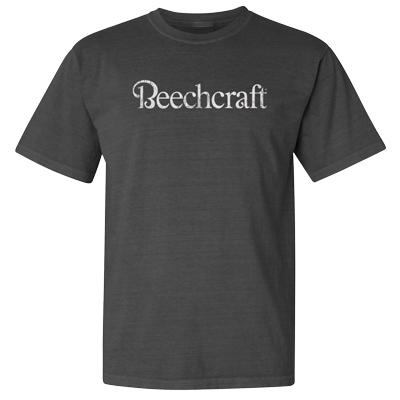 Beechcraft Wrap Logo Men's T-Shirt