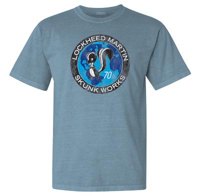 Lockheed Martin Skunk Works Men's T-Shirt