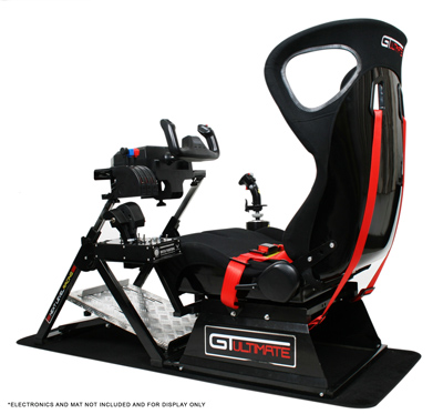 Next Level Flight Simulator Cockpit Chair Mypilotstore Com