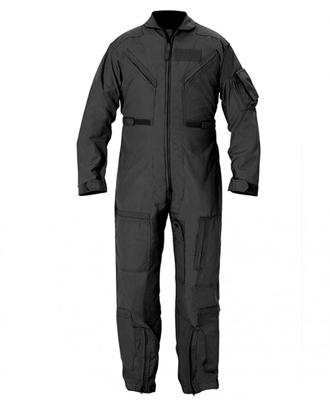 CWU-27/P Nomex Flight Suit - Black