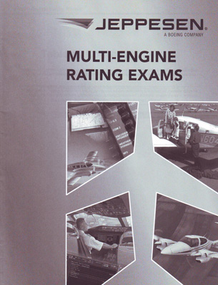 Jeppesen Multi-Engine Exam Package