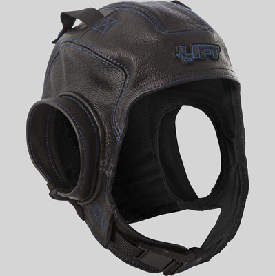 LIFT Aviation Flux Flight Cap - Leather L1