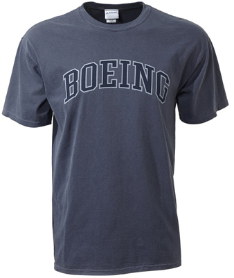 Boeing Varsity Color-Wash T-Shirt