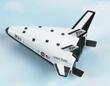 X-33 Hot Wings Die-Cast Airplane