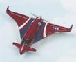 X-114 Pusher Hot Wings Die-Cast Airplane