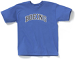 Boeing Logo Varsity Youth T-Shirt -  Blue