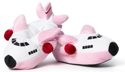 Airplanes Slipper Pink