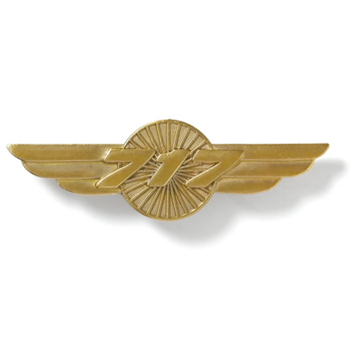 Boeing 717 Heritage Wings Pin