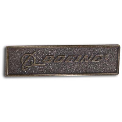 Boeing Signature Bronze Pin