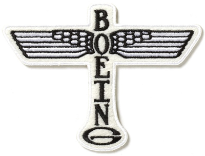 Boeing Totem Heritage Patch