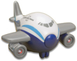 Boeing Pudgy Sound & Light Magnet