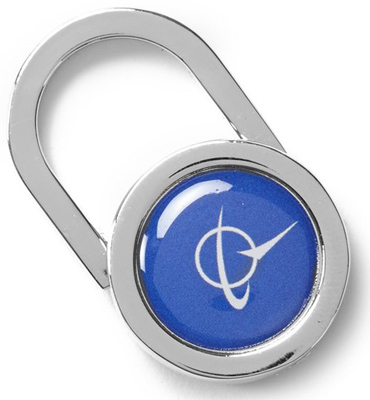 Boeing Padlock Keychain