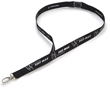 Boeing 737 MAX Midnight Silver Lanyard