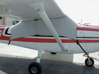 Kennon Cabin Cover - High Wing