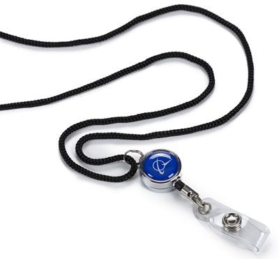 Boeing Mini-Reel Lanyard