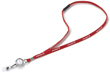 Boeing Retractable Lanyard - Red