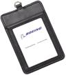 PU Leather Card / ID Holder