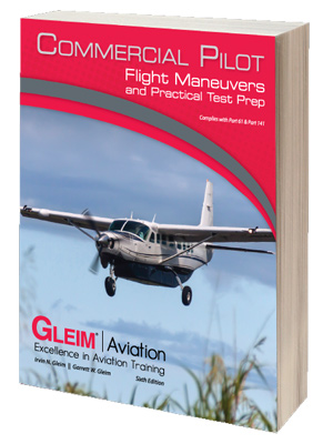 Gleim Commercial Flight Maneuvers & Test Prep