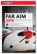 2018 FAR/AIM Book - ASA
