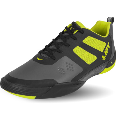 LIFT Aviation Talon Flight Shoe - Black/Yellow