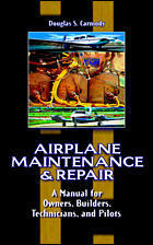 Airplane Maintenance & Repair