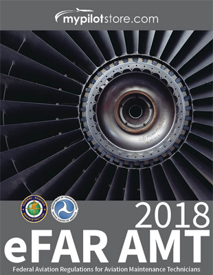 2018 eFAR for AMT Federal Aviation Regulations eBook