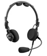 Telex Airman 7 Pro Pilot Headset - XLR5 Plug for Airbus