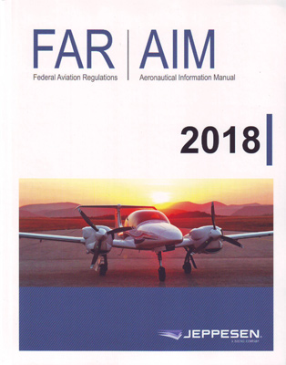 Jeppesen 2018 FAR/AIM Manual
