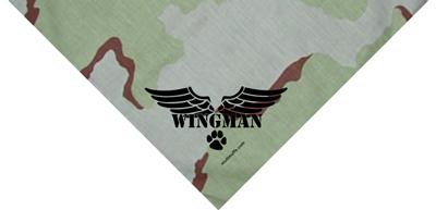 Wingman Triangle Bandana